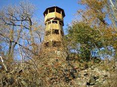 Rozhledna Strážný vrch u Merboltic