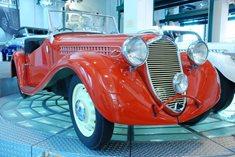 Škoda Auto Muzeum - více než sto let tradice