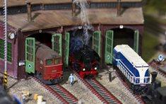 Modelová železniční show v Domažlicích - ráj pro všechny milovníky vlaků