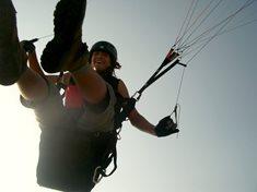 Mistral Paragliding - kurzy na kopci Raná u Loun