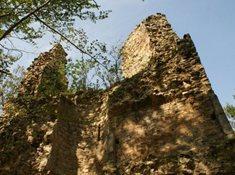 Zřícenina hradu Kaltenštejn u Černé Vody