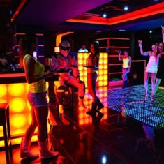 Top Gear Bar Prague - tři patra té nejlepší zábavy