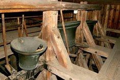 Zvonice s obrácenými zvony je skutečnou raritou