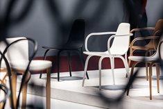 Michael Thonet - továrna na ohýbaný nábytek v Bystřici pod Hostýnem