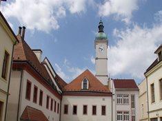 Stará radnice v Uherském Hradišti