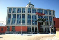 Multifunkční centrum Fabrika Svitavy