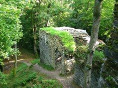 Jenčov -  nejmenší královský hrad u nás