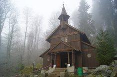 Stožecká kaple Panny Marie