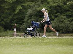 Strollering v Teplicích - cvičení pro maminky s dětmi