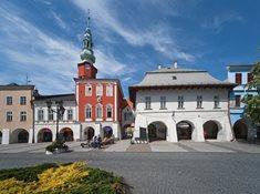 Městská památková zóna Svitavy – to je především náměstí s podloubím