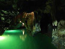 Procházka Punkevními jeskyněmi v Moravském krasu