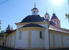 Barokní areál v Sepekově  - poutní místo s téměř tisíciletou tradicí