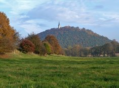 Zámek Zelená Hora – místo nálezu Rukopisu zelenohorského