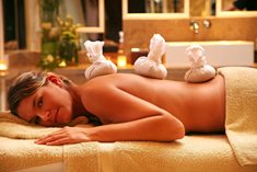 Wellness v hotelu Continental Marianské Lázně