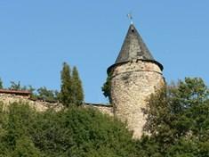 Hradební věž Zázvorka s galerií