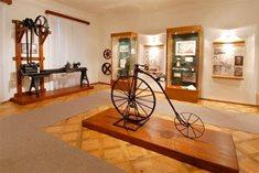 Muzeum Moravské Budějovice  - expozice Muzea Vysočiny na zámku a Masných krámech