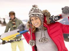 Skiareál Avalanche pod Pradědem