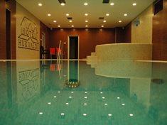 Hotel Hukvaldy - nejen krytý bazén s protiproudem