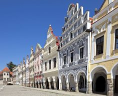 Poznejte Telč - město živé renesance