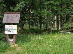 Naučná stezka Údolím lapků z Drakova