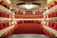 Národní divadlo moravskoslezské - jediné moravské divadlo se čtyřmi soubory