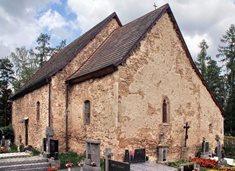 Kostel sv. Jiří v Řečici