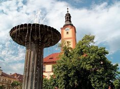 Radnice v Sušici s vyhlídkovou věží