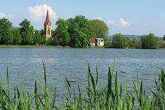 Rybník Oborník v Zábřehu