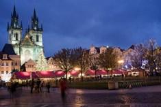 Vychutnejte si magickou vánoční atmosféru v Praze!