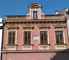 Rodný dům Josefa Ressela v Chrudimi