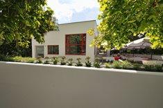 Restaurant Pavillon v replice Zemanovy kavárny v Brně