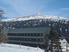 Ovčárna - nejvýše položené lyžařské centrum