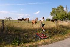 Na kole nejdelšími obcemi Hřebečska
