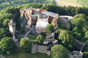 nový hrad Helfštýn