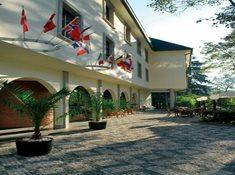 Hotel Na Zámečku v Praze uprostřed zeleně