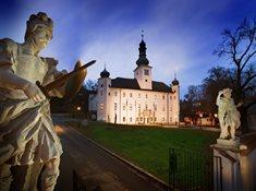 Zámecký hotel Třešť - ubytování v prostředí renesančního zámku