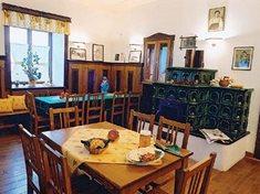 Restaurant a pension U České koruny - ochutnejte dobroty tradiční české kuchyně