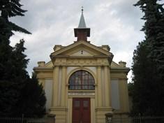 Betlémský kostel Brno