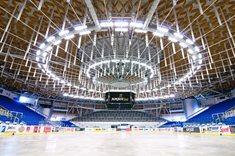 Kajot Arena - multifunkční sportovní a kulturní hala v Brně