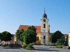 Kostel sv. Jakuba v Týně nad Vltavou