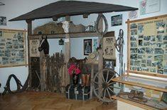 Westernová expozice Pony Expressu v Suchdole nad Odrou