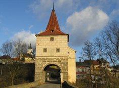 Renesanční kamenný most ve Stříbře