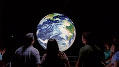 První české 3D planetárium v Techmania Science Centru v Plzni