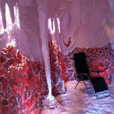 Morie - solná jeskyně Holešov