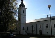 Kostel Nanebevzetí Panny Marie Vsetín