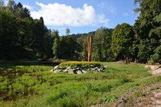 Botanická zahrada v Bečově nad Teplou