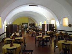 Zámecká restaurace U Toryka - netradiční zážitek z tradičního