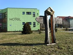 Hotel Slavičan ve Slavičíně