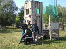 Paintball 2K v Jeníkově