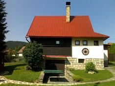Chata Bečva - dovolená v Beskydech